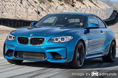 Insurance quote for BMW M2 in Nashville