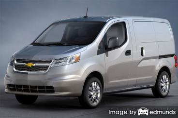 Insurance rates Chevy City Express in Nashville