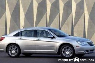Insurance quote for Chrysler Sebring in Nashville