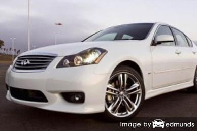 Insurance rates Infiniti M45 in Nashville