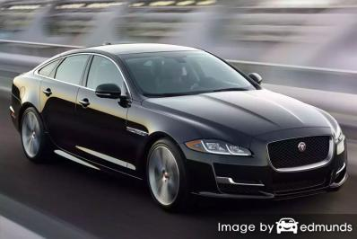 Insurance quote for Jaguar XJ in Nashville