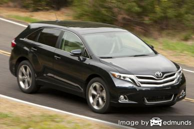 Insurance for Toyota Venza
