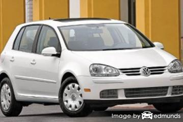 Discount Volkswagen Rabbit insurance