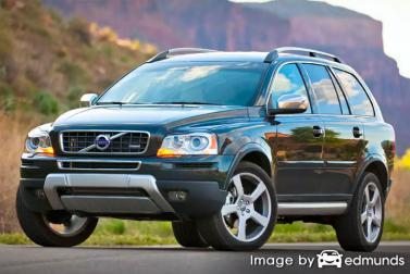 Insurance quote for Volvo XC90 in Nashville